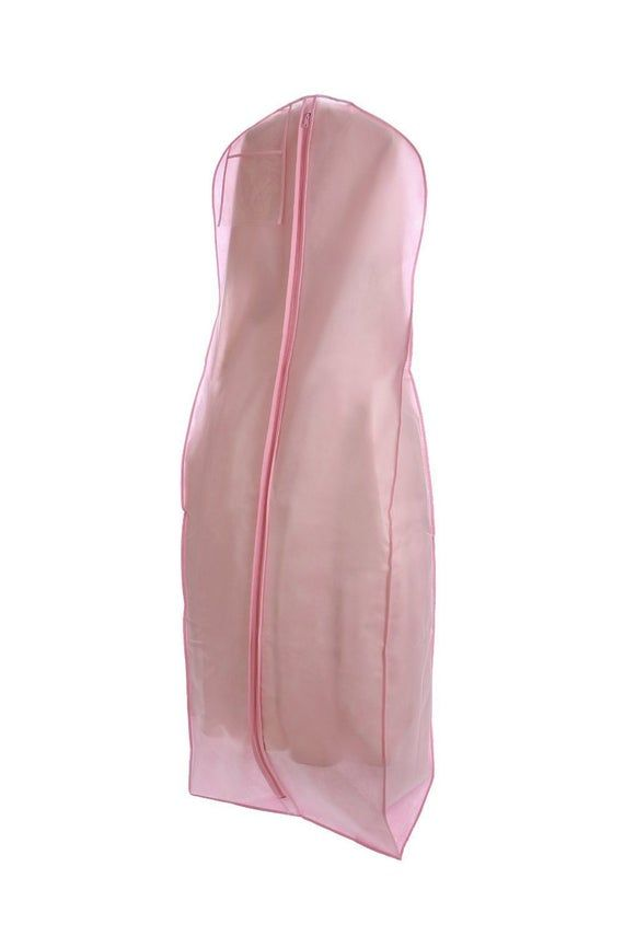 5 Colors 72 Breathable Wedding Gown Dress Garment Cover Bag With Secret Internal Zipped Pocket For Long Wedding Dresses In 2020 Wedding Dress Garment Bags Wedding Dress Bags Garment Bags