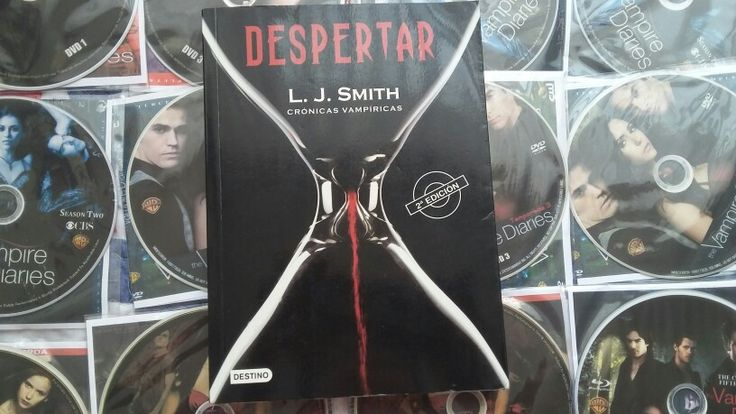 """Cronicas Vampiricas: Despertar: L.J. Smith.:"