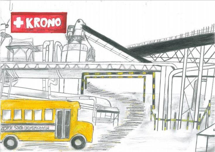 Pamiątki po odwiedzinach uczniów z Żar w siedzibie Kronopolu  http://kronopol.pl/