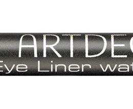 ArtDeco eye liner.  Zeer langdurig resultaat, water-en wrijfbestendig. De aangenaam crèmeuze textuur laat een lichte en precieze applicatie toe. Kan onmiddellijk na het aanbrengen opengeschaduwd worden.