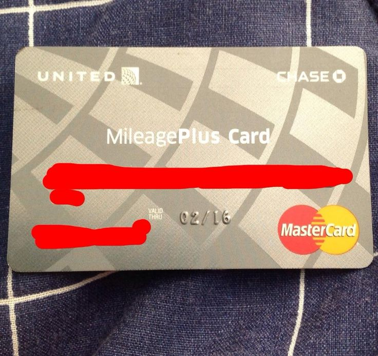 United Airlines Mileage Plus Card | MasterCard | Chase
