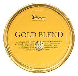 Peterson Gold Blend Tobacco Reviews - Pipe Tobacco Reviews - LuxuryTobaccoReviews.com