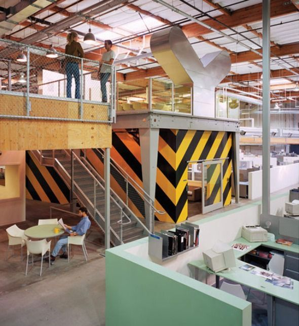 Best 100+ Warehouse Office Fitout images on Pinterest | Office ...
