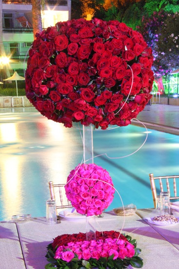 22 best wedding entrancesfirst dance images on pinterest terra flora lebanese wedding flowers terrafloraonline junglespirit Images
