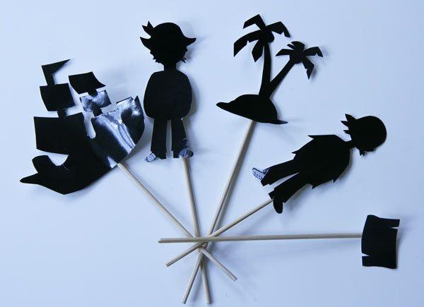 Théâtre d'ombres chinoises | La cabane à idées