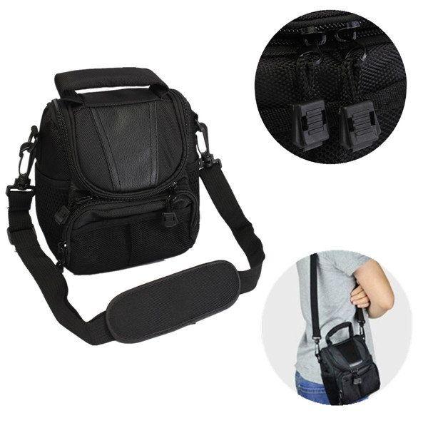 Nylon Waterproof Camera Case Bag Shoulder bag For Nikon SLR DSLR D800 D3200 D5200