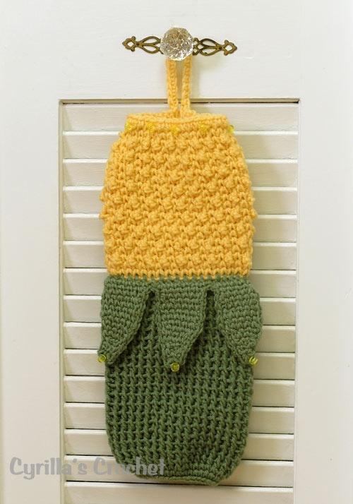 Crochet Plastic Bags Pattern : Plastic bag holders, Plastic bags and Bag holders on Pinterest