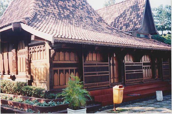 Arsitektur Rumah Jawa