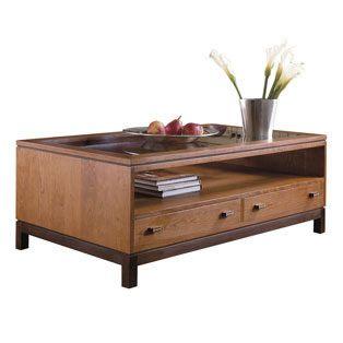 Metropolitan Collection Coffee Table
