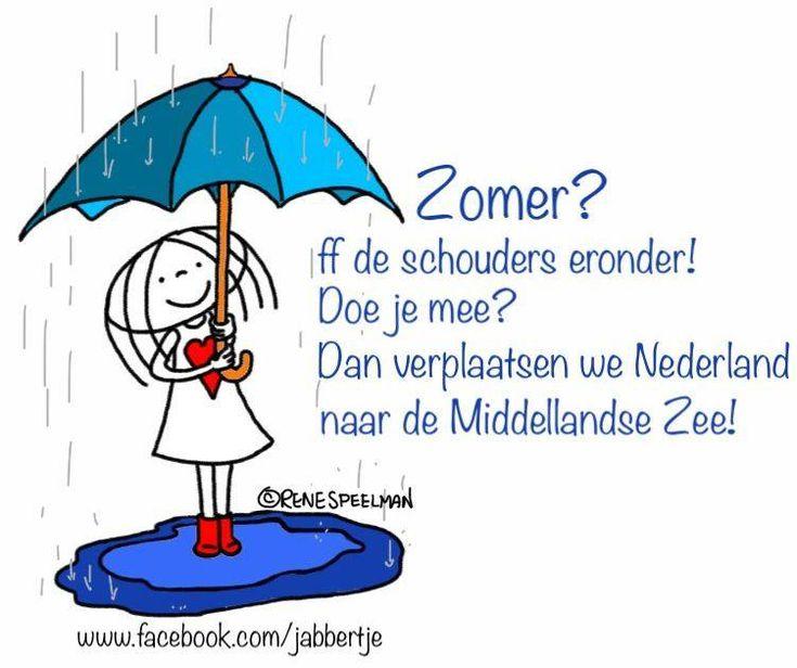 Zomer in Nederland - Jabbertje