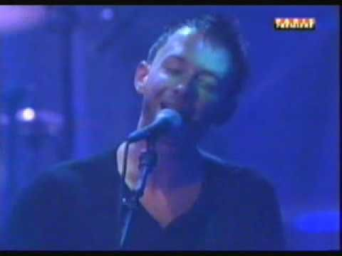 Radiohead Exit Music live (high audio quality)