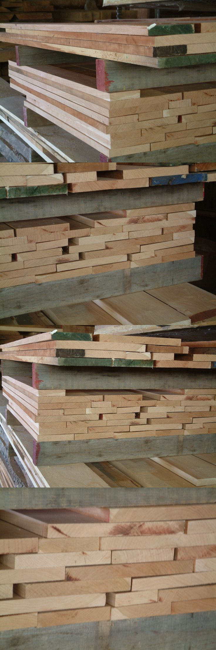 Cherry butcher block top 1 1 2 quot x 26 quot x38 quot kitchen island top ebay - Woodworking Lumber 84011 20 Bf Kiln Dried Black Cherry 4 4 Wood Lumber Bundles