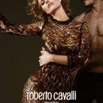 Eva Herzigova stordisce nella nuova Campagna di Roberto Cavalli