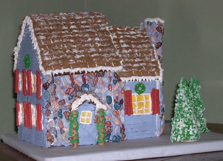 On pinterest gingerbread houses gingerbread and ginger bread house