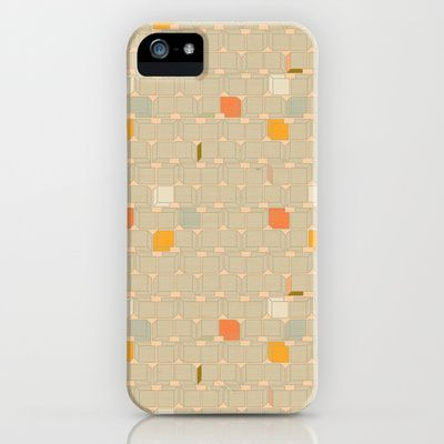Pastel Square iPhone & iPod Case by Mimi - $35.00