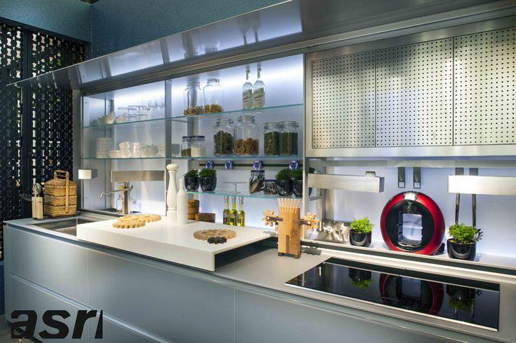 Contek 9 Ide Kreatif Storage Untuk Dapur Mungil Anda
