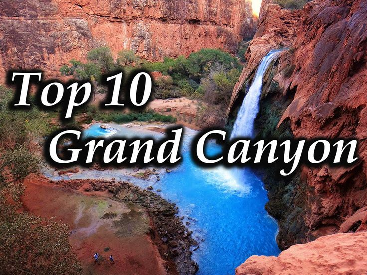 TOP 10 Tourist Attractions in GRAND CANYON
