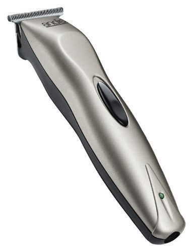 Andis - Beard and Mustache Trimmer - Silver