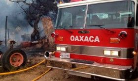 Exhorta Comisión Estatal Forestal a fortalecer prevención, ante el registro de incendios en Oaxaca