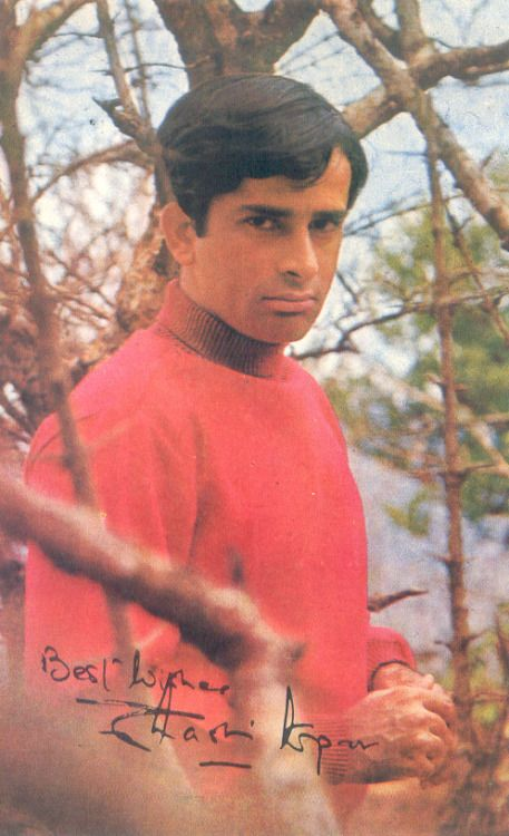 IT'S PG'LICIOUS — retrobollywood: Shashi Kapoor