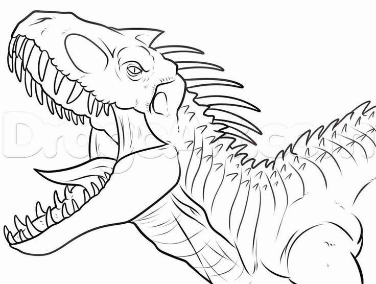 Jurassic Park Coloring Pages Jurassic World Coloring Pages Coloring Pages Birijus Com Dinosaur Coloring Pages Dinosaur Drawing Dinosaur Coloring