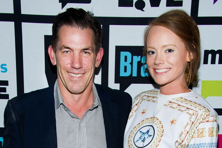 #SouthernCharm's Kathryn C. Dennis and Thomas Ravenel Expecting Baby No. 2