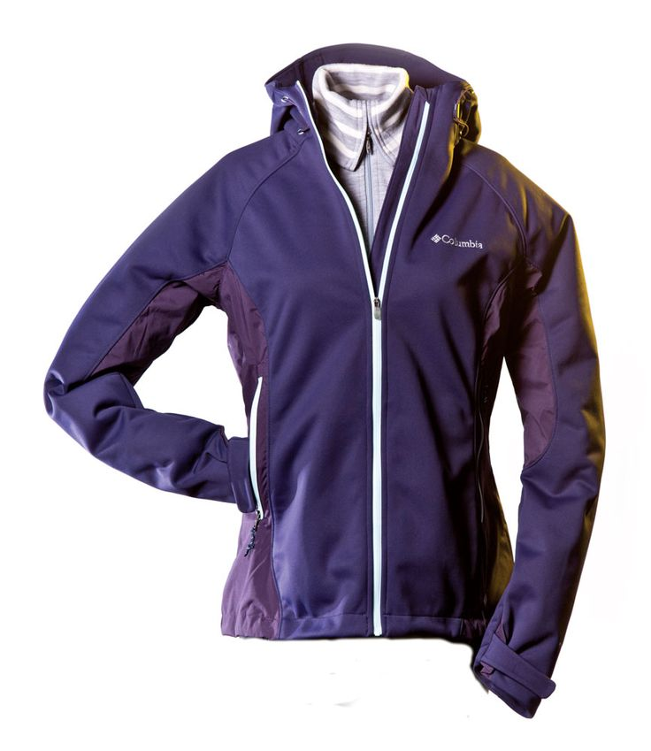 @Columbia Trifecta women's jacket. $220 Read a review at SkiMag.com #SKI