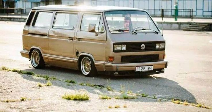 Dropped Euro Vanagon Vw Water Cooled Pinterest Euro