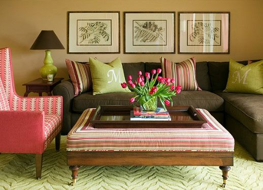 26 Amazing Ideas For Colorful Living Room Part 88