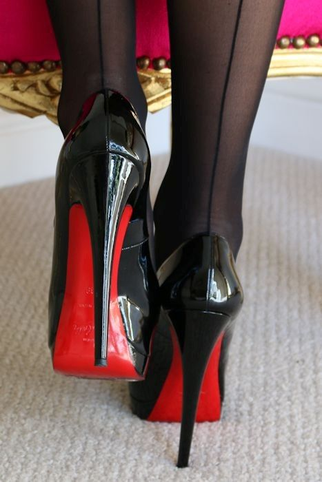7 best images about Louboutin Shoes on Pinterest