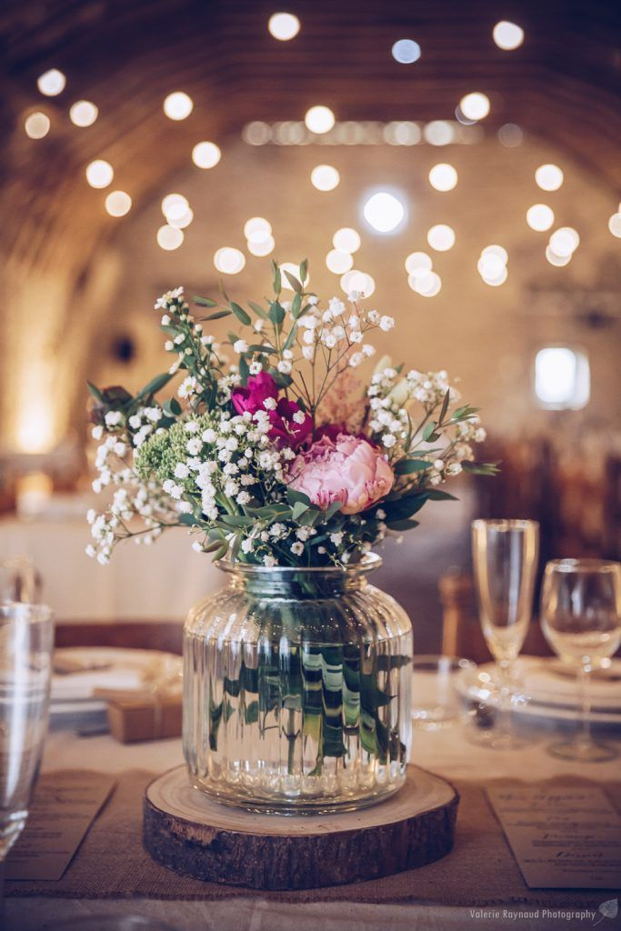 A wedding in a barn in Corrèze - Wedding Blog | M like Madam - #Blog #like # corrèze #in #en