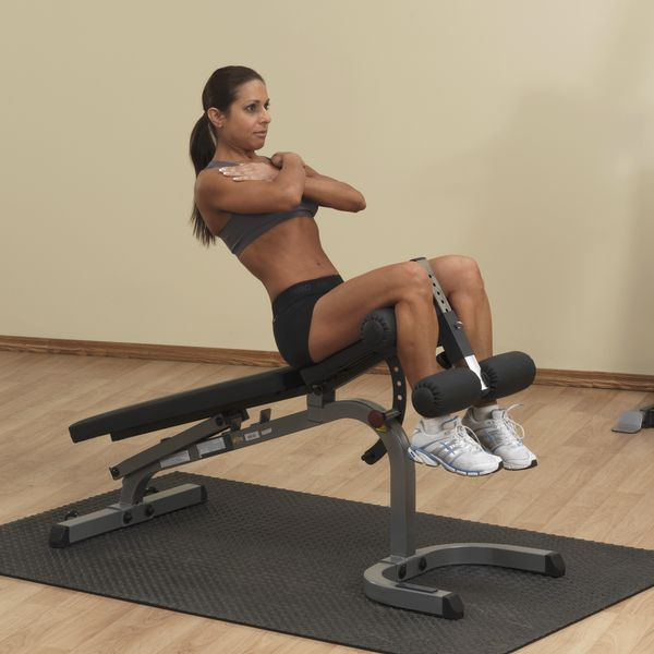 Body Solid Flat / Incline / Decline Bench - GFID31