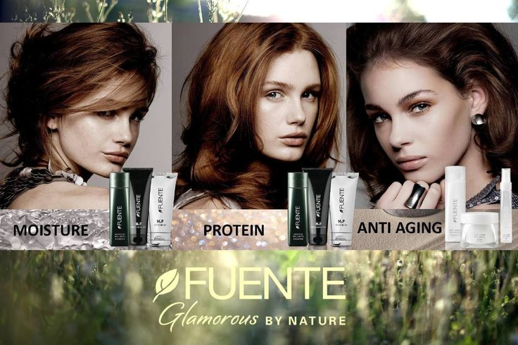 A ogni capello il suo trattamento. L'importante... è che sia Fuente! Gli unici prodotti di altissima qualità professionale, a base di estratti organici vegetali e realizzati con l'esclusiva tecnologia dei Campi Magnetici.