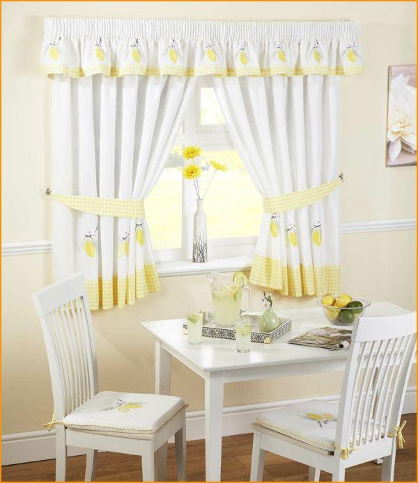 Kuchengardinen Modern Kuchen Beautiful Galerie Kuchengardinen Modern Kuchen Kuchengardinenmod In 2020 White Kitchen Curtains Yellow Kitchen Curtains Kitchen Curtains