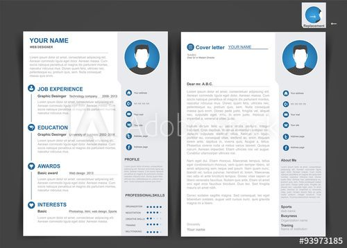 The 25+ best Sample of a cv ideas on Pinterest Sample of resume - cv versus resume