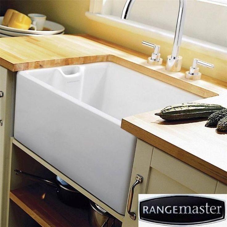 RANGEMASTER CLASSIC BELFAST SINK - FREE NEXT DAY PALLET DELIVERY