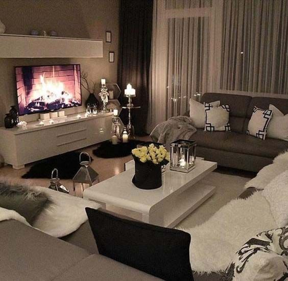 Les 51 meilleures images du tableau living rooms sur pinterest for Living room goals
