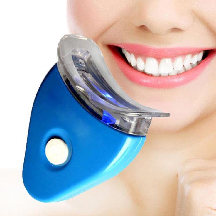2017 Dental Whitening Light Set Equipment White Gel Tool Kit Trays Bleaching Oral Care Hygiene Blanchiment Dent Clareamento