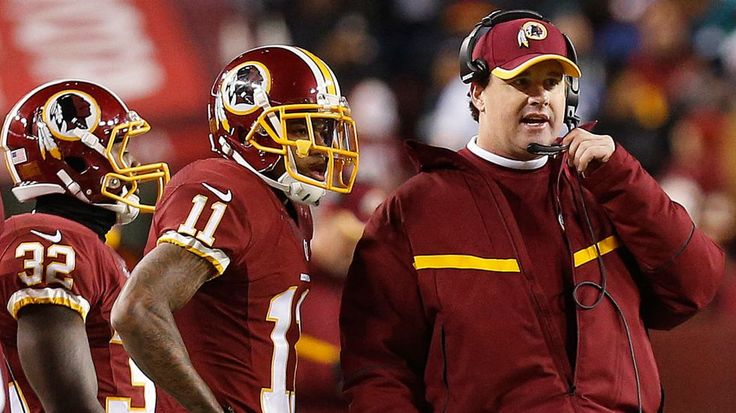 Jay Gruden not happy with 'DeSean Jackson to Eagles' reports