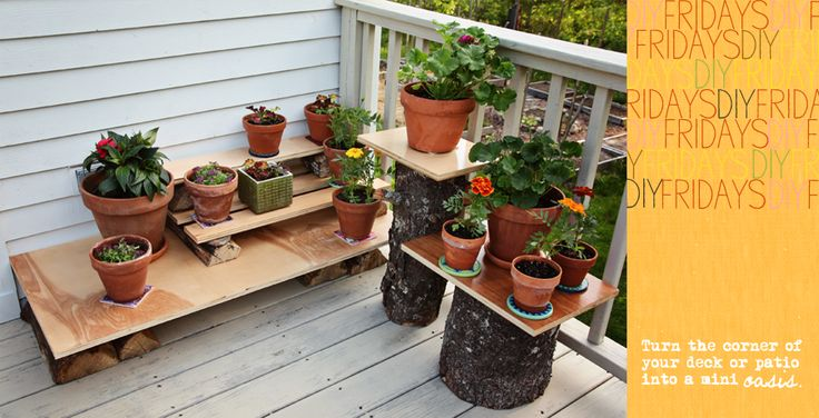 25 best ideas about outdoor plant stands on pinterest plant stands diy yard decor and garden. Black Bedroom Furniture Sets. Home Design Ideas