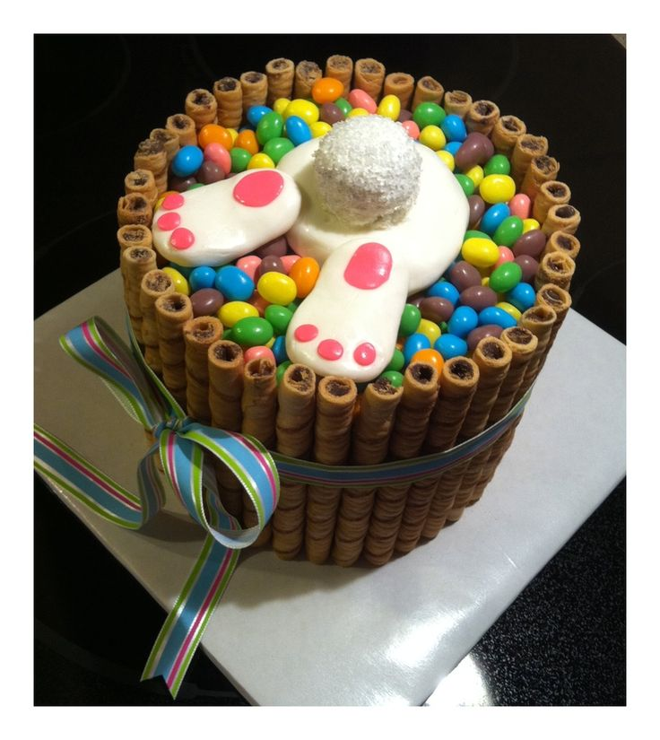 Chocolate Easter Cake Decorating Ideas : 166 best images about easter cake ideas on Pinterest ...