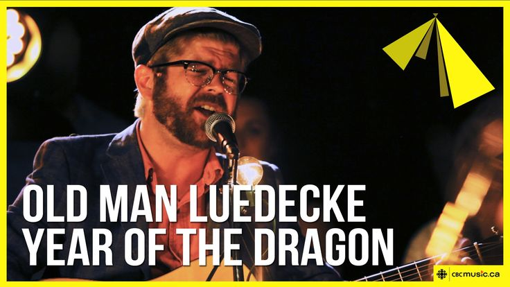 Old Man Luedecke | Year of the Dragon