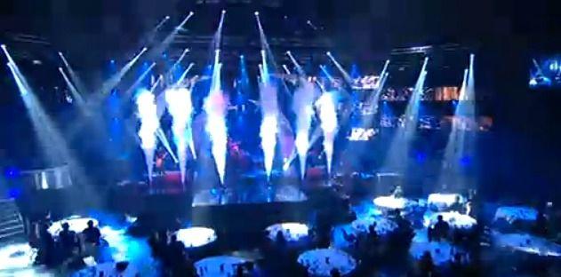 Actuación de #Amorphis en la Gala de los Premios Emma (Helsinki - Finlandia 2014)