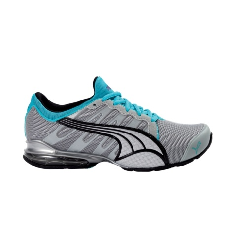 Shop for Womens Puma Voltaic III Athletic Shoe in GreyBlackTurquoise at Journeys Shoes. Shop today for the hottest brands in mens shoes and womens shoes at Journeys.com.The Voltaic III athletic shoe features a tenCELL midsole for cushioning, a midfoot shank for support, and a leathermesh upper for style.