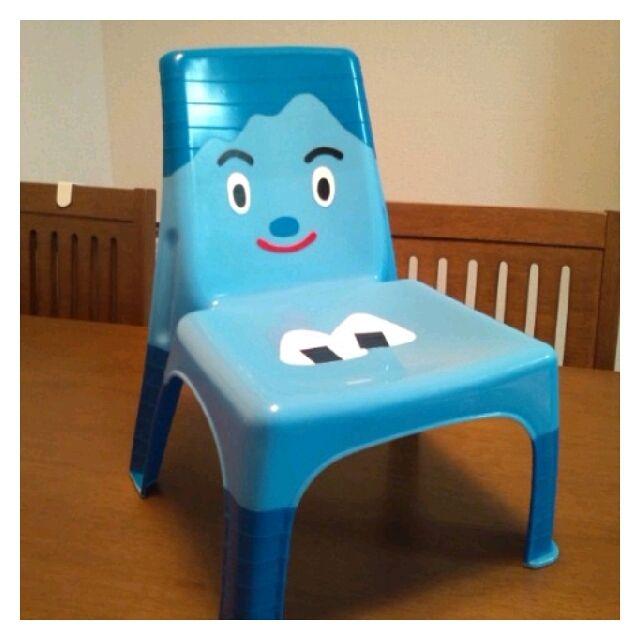 100円ショップ de コッシーの椅子 作り方 (画像・コツあり☆) |みいのブログ ~みぃつけた!!~