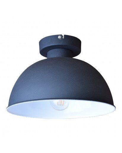 De plafonnière industrial is de laatste toevoeging aan de stoere Industrial serie van Urban interiors. Deze industriële plafondlamp komt mooi tot zijn recht i