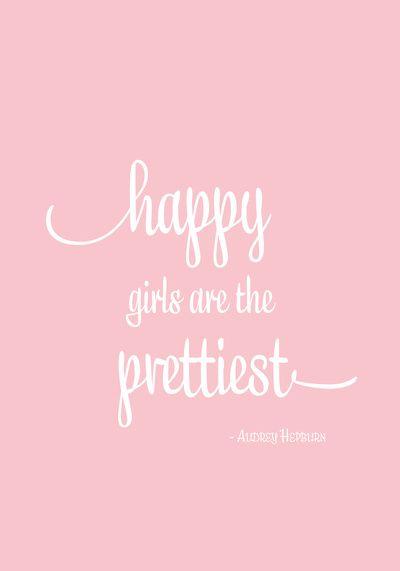 girls meet quotes happy