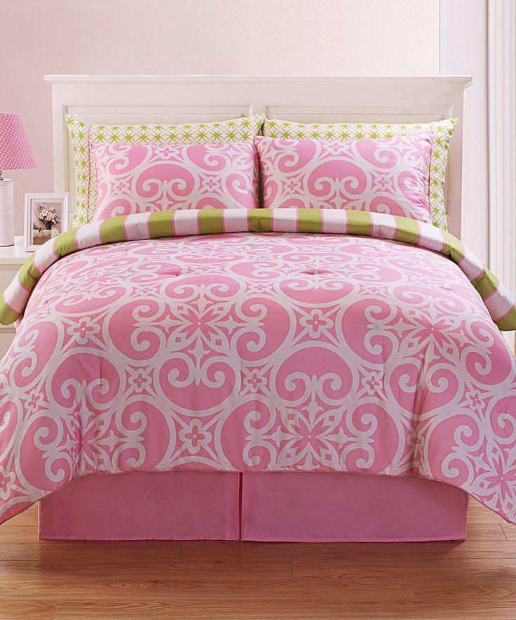 Kennedy Comforter & Bedroom Set  Big girl bed :(