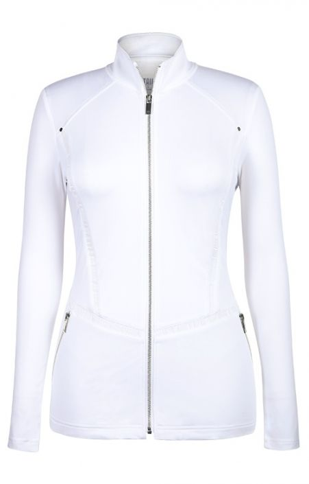 White Tail Ladies Essentials Leilani Golf Jacket available at #lorisgolfshoppe
