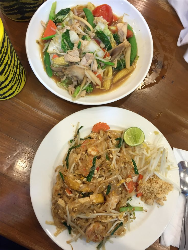 Yummy Pad thai in Phuket